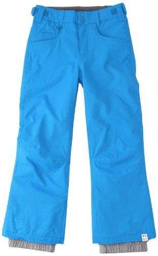 Roxy, Pantaloni da snowboard Ragazza Hibisc, Blu (aster blue), 10 anni