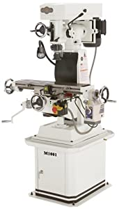 SHOP FOX M1001 6-Inch by 26-Inch Vertical Mill