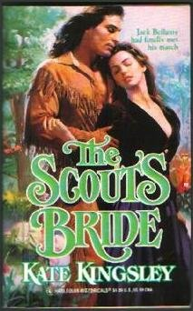Image for Scout'S Bride (Harlequin Historicals, No 354)