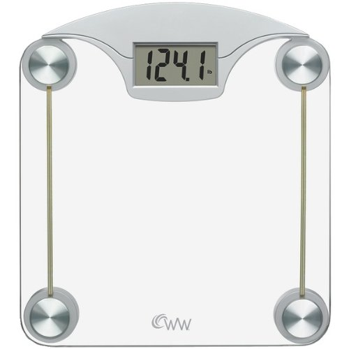 Cheap Weight Watchers Digital Glass & Chrome Scale – CONAIR (CNRWW39-19_6500)