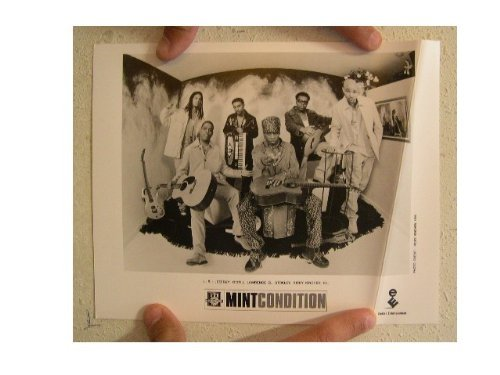 Mint Condition Press Kit And Photo Definition Of A Band