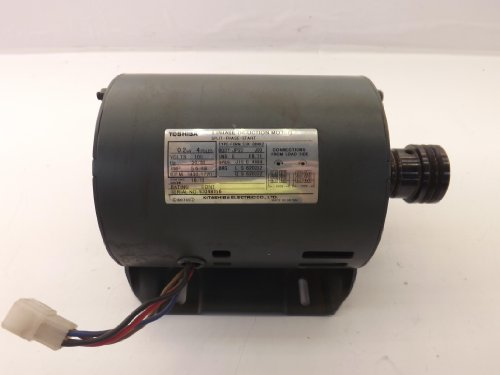 Toshiba, Kitashiba Electric Sik-Dbkk2 1 Phase Induction Motor T40958
