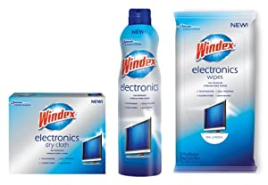 Windex Electronics Value Pack