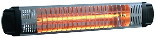 Heat Storm Workspace 1500 Outdoor Infrared Heater (Infrared Heaters Gas compare prices)