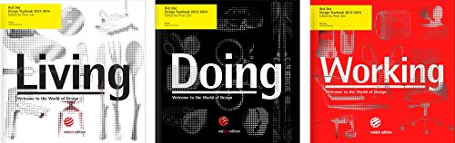 Red Dot Design Yearbook 2013/2014 , 3 Volume Set