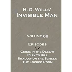 Invisible Man - Volume 08
