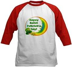 CafePress Kids Baseball Jersey - Saint Patrick39s Day Kids Baseball Jersey