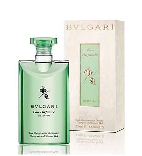 Bulgari Eau Parfumee Au The Vert Shampoo e Gel Doccia Profumato 200 ml