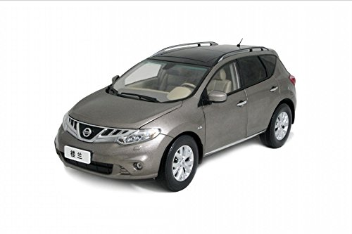 Paudi Model 1:18 Scale Nissan MURANO 2011 Diecast Model Car Gold (Nissan Murano Cast compare prices)