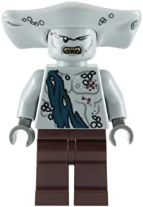 LEGO Pirates of the Caribbean: Maccus Minifigure