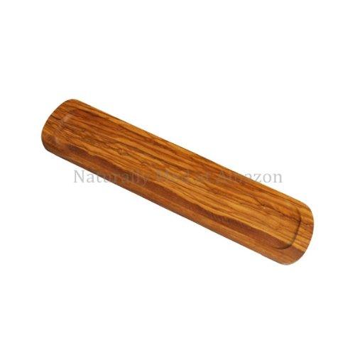 Reste de la cuillère en bois d'olivier