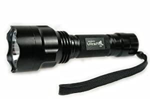 Ultrafire C8 Cree Xm-l LED T6 1000 Lumens 5 Mode Flashlight Torch (Flashlight ONLY) (Generic Packaging)