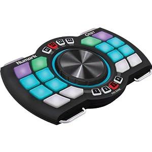 Numark- Wireless Handheld MIDI DJ Controller