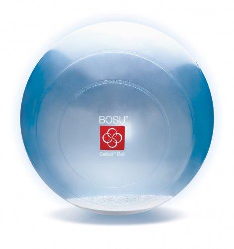 Bosu Swiss Ball 65 cm Translucent Blue
