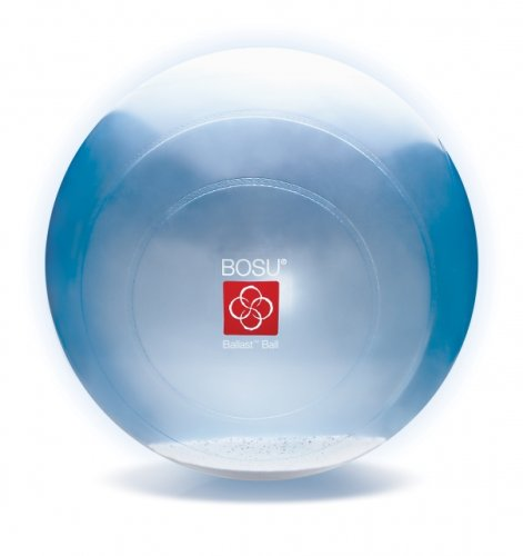 Bosu Swiss Ball 65 cm Translucent Blue