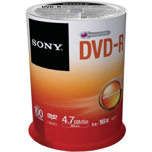 Sony 100DMR47SP read/write DVD