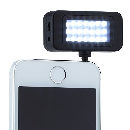 URPOWER® Portable Mini Pocket Spotlight 21 Pcs LED Light for iPhone 6 Plus iPhone 6 iPhone 5S 5 5C, Samsung Galaxy S6 S5 Samsung Galaxy Note 4 Note 3, HTC One M8, iPad Air 2 iPad Mini 3 and Tablets