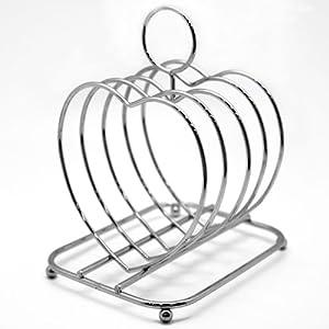 Heart Shape Toast Rack