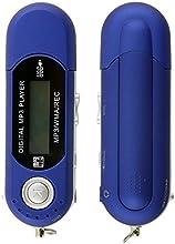Portable 8Go LCD Lecteur MP3 avec Radio FM 3.5 mm Audio Jack Rouge Bleu