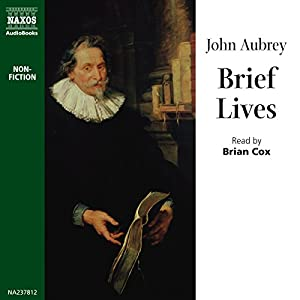 Brief Lives Audiobook