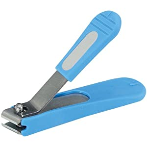 Mehaz Professional Angled Straight Wide Jaw Toenail Clipper