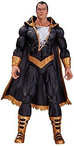 (USA Warehouse) DC Collectibles DC Comics Icons: Black Adam Forever Evil Action Figure **ITEM#NO: 43E8E-UFE6 C2A1294