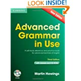 Advanced Grammar in Use Book with Answers and CD-ROM: A Self-Study Reference and Practice Book for Advanced Learners...