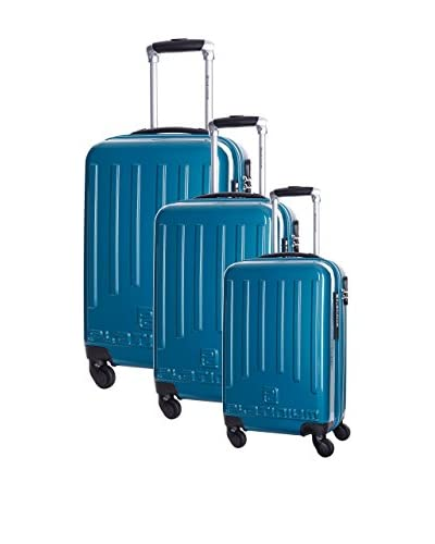 Platinium Set de 3 trolleys semirrígidos Barking