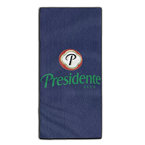 Home Bath Towel (1 Pack) - Thin, Light Weight, Quick Dry Presidente Towel For Bath Beach Swimming Pool Yoga And Gym For Men And Women - (11.8 X 27.5 Inches) (Presidente Beer Light compare prices)