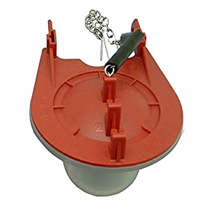 American Standard 7381193 200 0070a Series 540 A 3 Quot Toilet