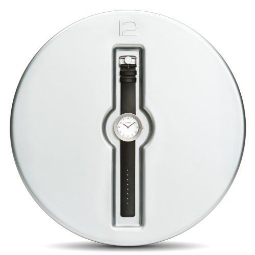 Day and Night Wall Clock Color: White Watch