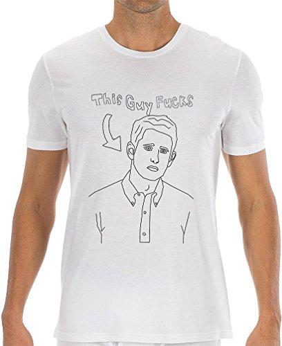 Silicon Valley Jared This Guy Funny maglietta da uomo X-Large