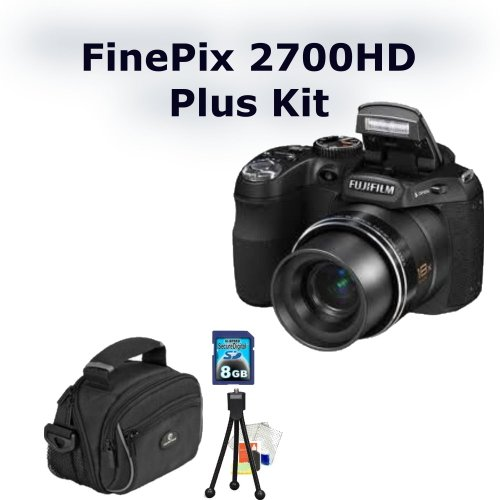 Fujifilm FinePix 2700HD 12.2 MP Digital Camera