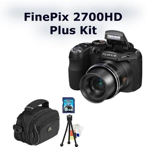 Fujifilm FinePix 2700HD 12.2 MP Digital Camera