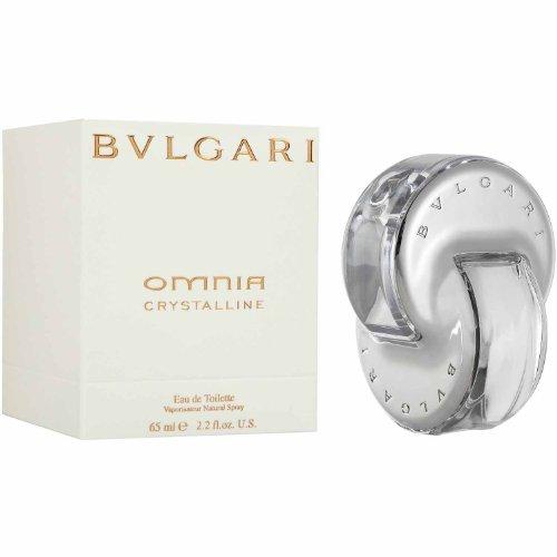 Bvlgari Omnia Crystalline Eau de Toilette, Donna, 65 ml