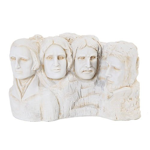 Mount Rushmore National Memorial Replica Sculpture Washington Jefferson Lincoln (Mount Rushmore Model compare prices)