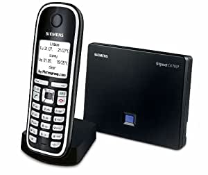Gigaset  C470 IP Téléphone sans fil DECT/GAP