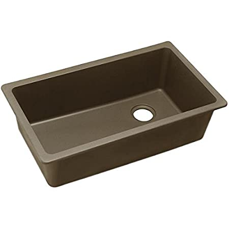 Elkay ELGU13322MC0 Gourmet e-granite Single Bowl Undermount Sink