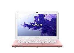 Sony VAIO E Series SVE14132CXP 14-Inch Laptop (Pink)