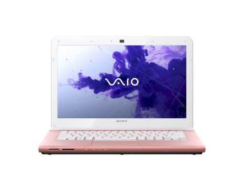 Sony VAIO E Series SVE14135CXP 14-Inch Laptop (Pink)