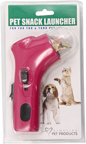 Picture Finelife Pet Snack Launcher