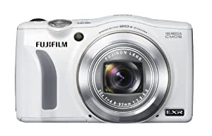Fujifilm Finepix F770exr Digital Camera White