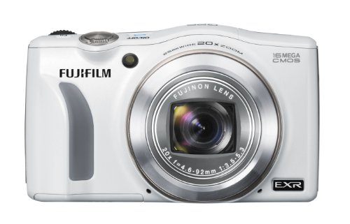 Fujifilm Finepix F770exr Digital Camera White