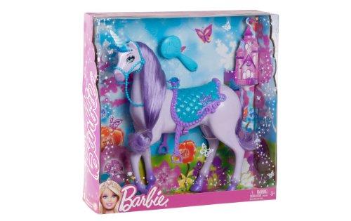 Mattel barbie x0382 unicorno accessorio per barbie for Accessori per barbie