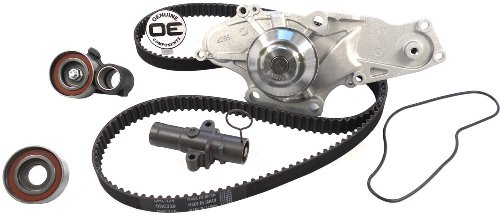 ACDelco TCKWP329 Professional Timing Belt and Water Pump Kit with Idler Pulley and 2 Tensioners (Acura Mdx Timing Belt compare prices)
