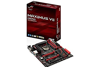 ASUSTeK Intel Z97チップセット搭載ゲーミングマザーボード  MAXIMUS VII HERO 【ATX】