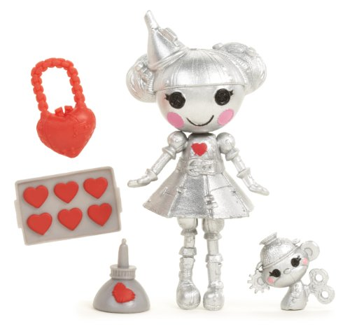 Mini Lalaloopsy Doll - Tinny Ticker - 1