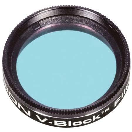 Orion 5595 1 25-Inch V-Block Anti-Fringe Eyepiece FilterB0000XMYFQ