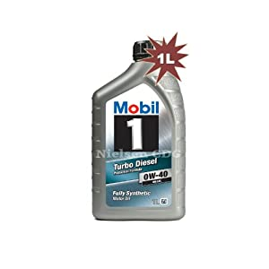 Oils and additives best reviews in uk cheap mobil 1 0w 40 for Best diesel synthetic motor oil