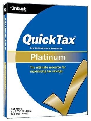 QuickTax Platinum 2004 [Old Version]